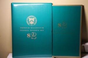 Fr.1936 A-L* $2 1995 Complete Star Millennium Set  12 Note Matching Star District Set Serial #20000062*