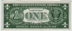 Fr.1901-C* $1 1963 A Philadelphia STAR GEM CU