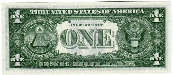 Fr.1900-D* $1 1963 Cleveland STAR GEM CU