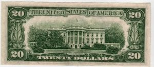 Fr.2062-F $20 1950 C Atlanta GEM CU