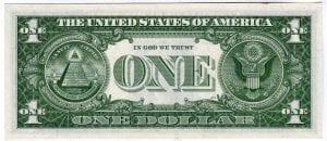 Fr.1900-G* $1 1963 Chicago STAR GEM CU