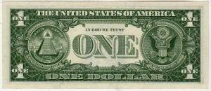 Fr.1900-G $1 1963 Chicago GEM CU
