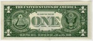Fr.1900-L $1 1963 San Francisco Choice CU
