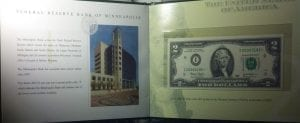Fr.1937 A-L* $2 2003 12 Note Premium Federal Reserve District Set Serial # 00000782*