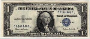 Fr.1618 $1 1935 H D-J Block Choice Uncirculated