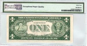 Fr.1618 $1 1935 H E-J Block PMG Choice Uncirculated 64 EPQ