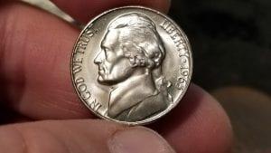 1965 Jefferson Nickel BU