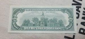 Fr.2166-D* $100 1969 C Cleveland STAR SCARCE 64K Printing